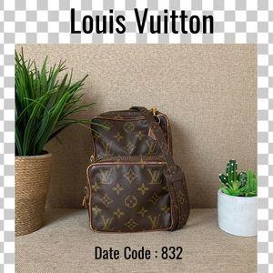 Louis Vuitton Crossbody bag amazon monogram